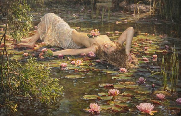 L'esprit de l'étang