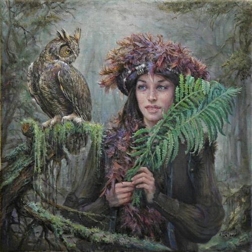 La Reine de la forêt